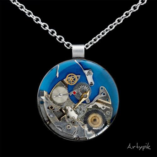 Collier mecanismes