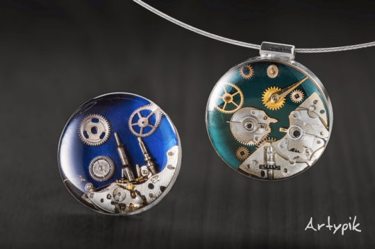 Collier Mécanismes
